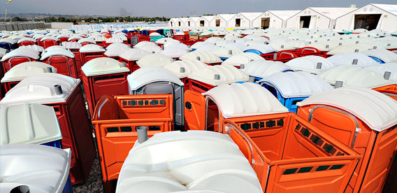 Champion Portable Toilets in Vancouver, OR